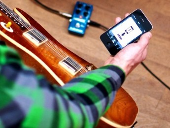 TC Electronic presenta TonePrint para iPhone
