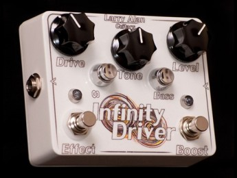 Nuevo Infinity Driver de Larry Alan Guitars