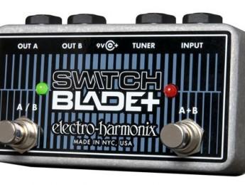 Nuevo Electro Harmonix Switchblade+