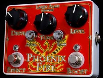 Nuevo Phoenix Fire de Larry Allan Guitars