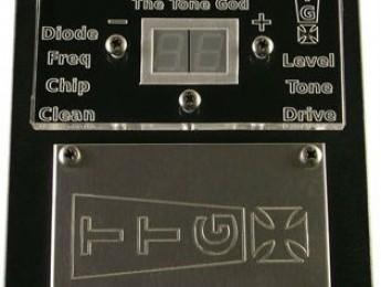 Nuevos Acute ModestScream y Acute NerFuzz Pedals de The Tone God