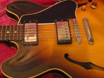 Gibson ES-335 y sus descendientes