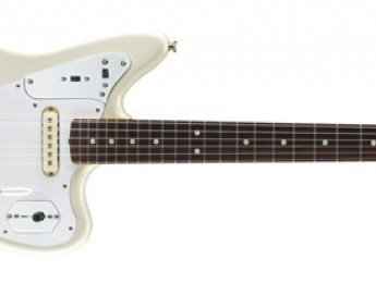 Nueva Fender Jaguar de Johnny Marr