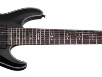 Hellraiser C-8 FR, la primera guitarra de 8 cuerdas con Floyd Rose