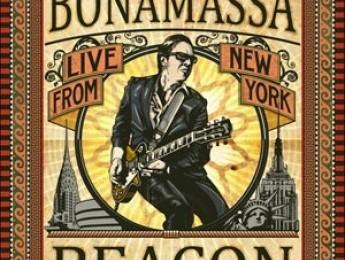 DVD en directo de Joe Bonamassa en marzo