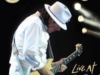 Santana Live at Montreux en DVD y Blu-Ray