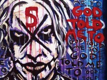 God told me to, el nuevo disco de John-5, en mayo