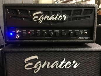 Egnater presenta el cabezal Detroit 5