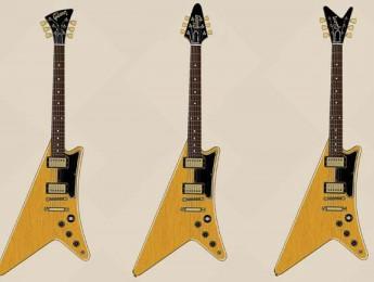 Vuelven las Gibson Moderne