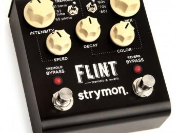 Strymon presenta el nuevo Flint