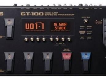 Review de la pedalera BOSS GT 100