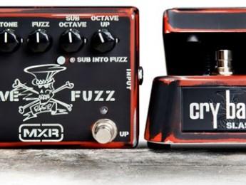 Dunlop presenta los nuevos pedales signature de Slash