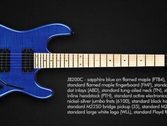 Carvin hará una guitarra tributo a Jason Becker