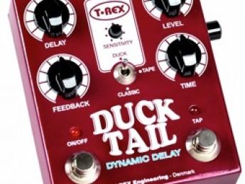 T-Rex anuncia 3 nuevos pedales para verano