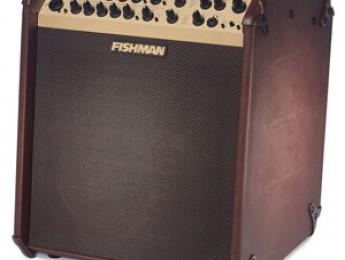 Fishman anuncia la nueva versión del Loudbox Performer