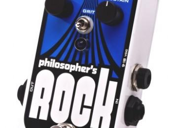 Nuevo Philosopher's Rock de Pigtronix