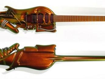 Disponibles réplicas de la Ultra Guitar de Steve Vai