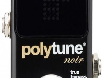 TC Electronic anuncia el PolyTune Noir