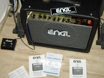 Análisis amplificador ENGL screamer