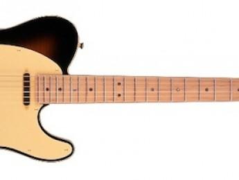 La Fender De Richie Kotzen estará disponible en todo el mundo