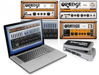 IK Multimedia lanza nuevos modelos certificados de Orange y Carvin