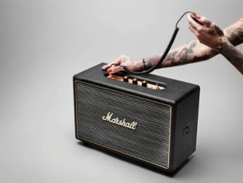 Marshall presenta Hanwell, un sistema de sonido HiFi