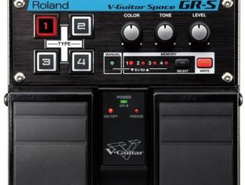 Roland anuncia los nuevos GR-S Space y GR-D Distortion