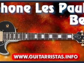 Review Epiphone Les Paul Black Beauty 3