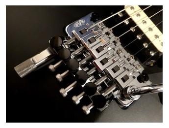 EVH D-Tuna presenta el nuevo puente Titanium