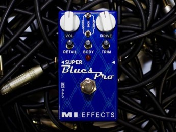 Ya disponible el Super Blues Pro de MI Effects