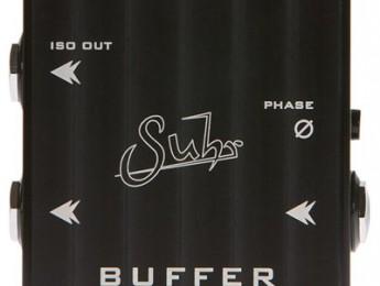 Suhr presenta su pedal de buffer