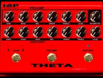 ISP anuncia el nuevo Theta