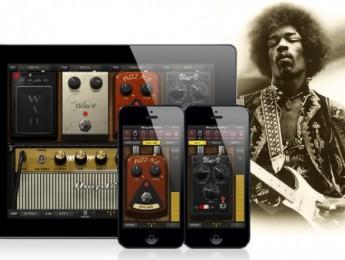 Disponible Amplitube Jimi Hendrix para iOS