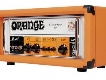 Orange anuncia el nuevo Custom Shop 50