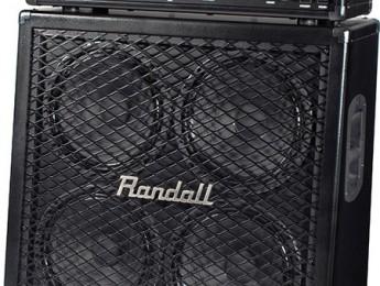 Nuevo Randall Thrasher