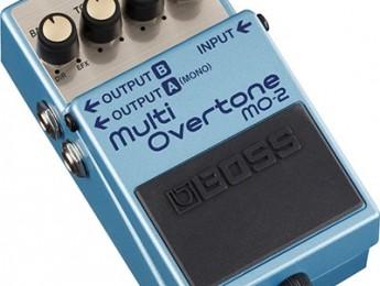 Boss anuncia el Multi Overtone MO-2