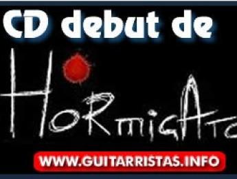 CD Debut de hormiga Atónita (descarga)