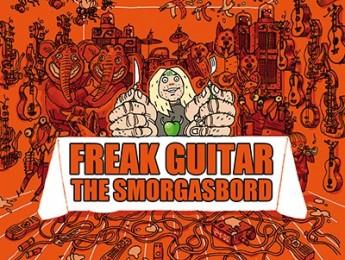 Nuevo disco de Mattias IA Eklundh, The Smorgasbord