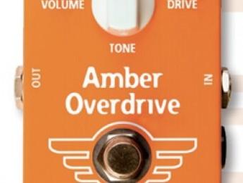 Mad Professor anuncia el Amber Overdrive