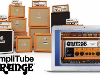 Nuevo Amplitube Orange de IK Multimedia