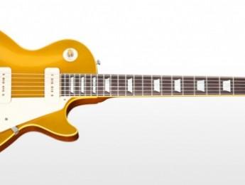Nueva Gibson 1956 Les Paul Goldtop Reissue