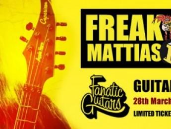 Masterclass de Mattias Eklundh en Barcelona