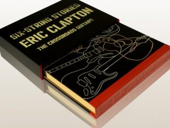 Nuevo libro de Eric Clapton
