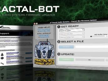 Fractal Audio lanza el actualizador de Axe-FX