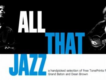 Pack gratis de TonePrints para Jazz