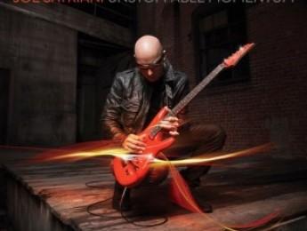 Nuevo vídeo de Joe Satriani
