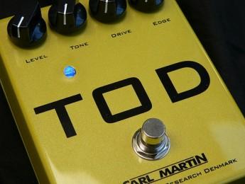 Carl Martin anuncia el TOD