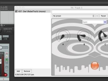 OWL, proyecto colaborativo de pedales programables en código abierto