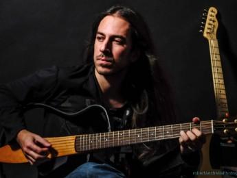 Duelo guitarrero con Jorge Salán en Madrid