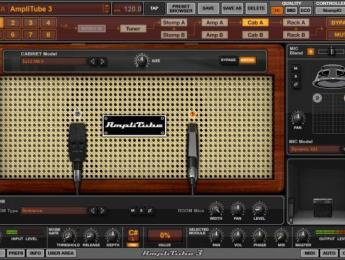 Amplitube 3, la tercera versión del software de IK Multimedia
